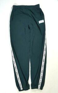 VICTORIAS SECRET PINK Womens Green Jogger Sweatpants Size S