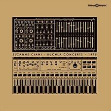 Buchla Concerts 1975 Single By Suzanne Ciani