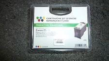 Cartouche encre CL-41 Canon Pixma MP 140 210 450 iP 1200 1800 2200 6210D MX 300