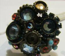 Sorrelli Sea Salt  Ring RXX1AGSES  antique gold  tone