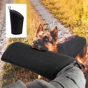 Strong Dog Bite Sleeve Arm Protection Large Dogs Training Tug Fit K9 Pit Bull