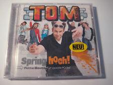 Spring hoch! von Tom Lehel (2010) 12 Titel - Sony Music - Europa neu & ovp