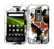 Pictorial Water Resistant Fitted Cases/Skins for Huawei Mobile Phones