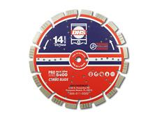 """14"""" DHS Pro Series Premium Combo Blade - Concrete, Asphalt, Brick, Block, Pavers"""