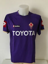 maglia calcio AC Fiorentina lotto toyota tag.M shirt trikot maillot MC313