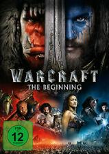 WARCRAFT - THE BEGINNING - DVD - 5053083070250
