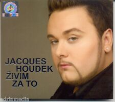JACQUES HOUDEK CD Zivim za to Nepobjediva Hrvatska Kroatien Croatia Best Hit Hej