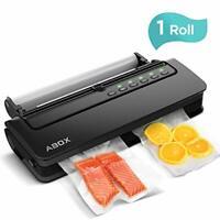 Vacuum Sealer 5 in 1 Wet Dry Food Sealer Machine Vac Packing Food Preservation