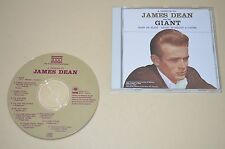 Tribute To James Dean - Music From Giant / Sony 1992 / Japan Version / Rar