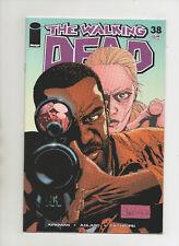 Walking Dead #38 - Zombie In Rifle Scope Cover Robert Kirkman - (Grade 9.2) 2007