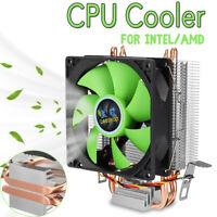 Copper CPU Cooler 3 Pin Fan Heatsink for Intel LGA775/1156/1155 AMD AM2 AMD3 N