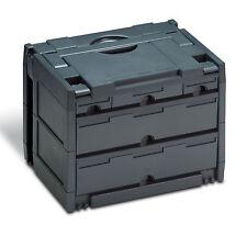 TANOS Schubladen Systainer 4 Classic koppelbar mit T Loc SYS Sortainer