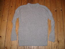 MAGNIFIQUE PULL CHAUD J.CREW DEGRIFFE LAINE NEUF VAL 120€ TAILLE 40 42