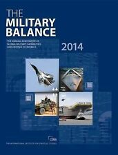 NEW The Military Balance 2014