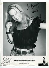 Shelley Laine Sexy Country Music Singer Songwriter Signed Autograph Photo