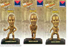 2009 Select AFL GOLD Figurine picture card Team Set Melbourne (3)