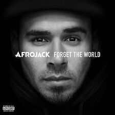 Afrojack - Forget The World (NEW Deluxe Edition CD) Sting Chris Brown Keane