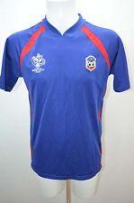 France WORLD CUP 2006 MAILLOT T SHIRT FOOT FOOTBALL JERSEY S BLEU
