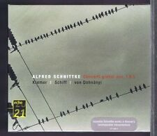 SCHNITTKE CD NEW KREMER SCHIFF DOHNANYI