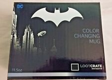 Batman Color-Changing Mug | Loot Crate April 2017 Investigate Exclusive