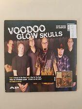 Voodoo Glow Skulls + Taking Back Sunday Sampler CD w/Steady As She Goes +