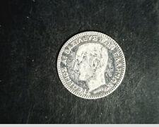 1874-A Greece, 20 Lepta, Medium to High Grade .0268 oz Slv  (US-3983)