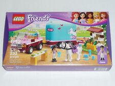 Emma/'s Horse Trailer Set 3186 Personnage LEGO FRIENDS Minifig Emma