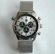 Mercedes Benz Motorsport AMG Petronas Racing Design Swiss Made Chronograph Watch