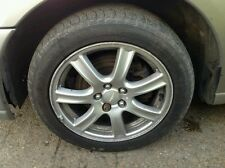 16'' GENUINE SUBARU LEGACY ALLOY WHEELS AND TYRES FITS IMPREZA OUTBACK FORESTER