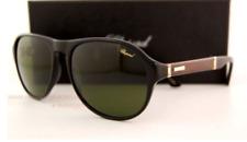 New Chopard  Sunglasses SCH 134 700P Black/Green Polarized For Men