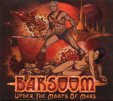 BARSOOM Under the Moons of Mars 2008 CD Russian Power Metal a la Blind Guardian!