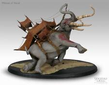 Lord of the Rings Mumak of Harad Statue Sideshow Weta MIB 267/3000