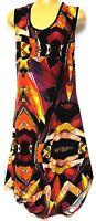 plus sz XL / 24 TS TAKING SHAPE Fruition Dress funky soft stretch NWT rrp$130!