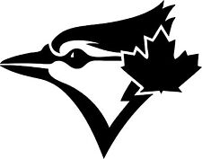 "Toronto Blue Jays Vinyl Decal ""Sticker"" For Car or Truck Windows, Laptops"