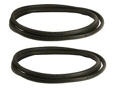 For BMW E38 7-Series 740i 740iL 750iL Set Of 2 Front Door Seals URO 51219069322