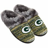 Green Bay Packers Slippers Logo NEW Womens Slide House shoes! Peak Slide