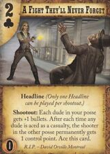 Doomtown Reloaded - Alt Art Promo - A Fight They'll Never Forget
