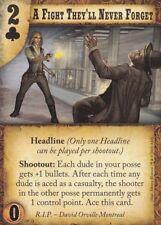 Doomtown Reloaded - Alt Art Promo - Coachwhip!