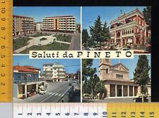44243] TERAMO - SALUTI DI PINETO _ 1969