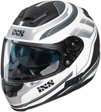 iXS Motorradhelm HX 215 2.0 Weiß-schwarz matt Gr. M