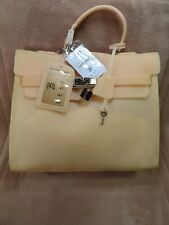 Besso Jelly Bag Yellow