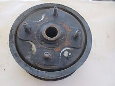 1996 Yamaha Big Bear 350 4x4 ATV Rear Brake Hub Drum (198/8)
