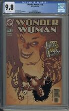 Wonder Woman # 176 CGC 9.8 ADAM HUGHES COVER