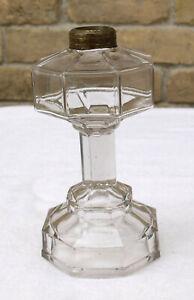 Antique Octavio Oil Lamp Font