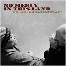 Ben Harper & Charlie Musselwhite - No Mercy in this Land - New CD - 30/3