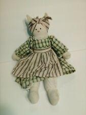 Cat Rag Doll Pre-owned Vintage