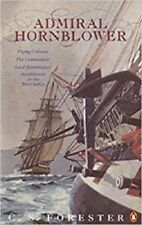 Complete Set Series - Lot of 11 Hornblower Saga books by C.S. Forester CS