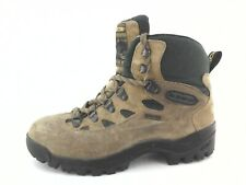 LA SPORTIVA Hiking Boots Brown Suede Waterproof Mens US 8.5 Womens 9.5 EU 41