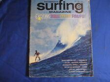 SURFING MAGAZINE-MAY 1964-VOL1 NO3-PETERSEN'S-MAKAHA CONTEST-TRESTLES-TORRANCE