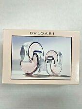 OMNIA CRYSTALLINE BY Bvlgari 2 Pieces set L'eau De Parfum spray 65 ml women